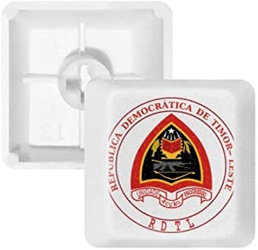 DIYthinker Dili Timor Oriental Emblema Nacional PBT Nombres ...