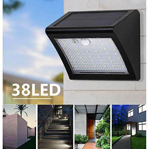 TOHHOT LED Solar Light Powered LED Solar Lamp Panel 38LED Motion Sensor IP65 menselijk lichaam inductie buitenverlichting