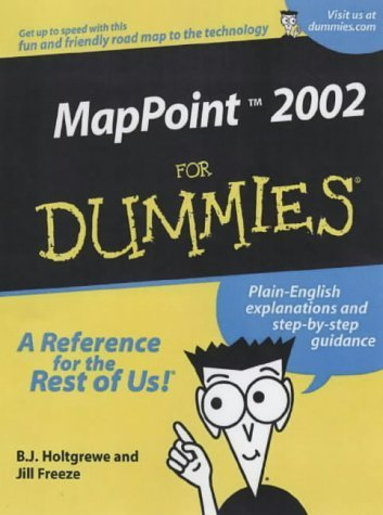 MapPoint For Dummies by B. J. Holtgrewe (2002-01-15)