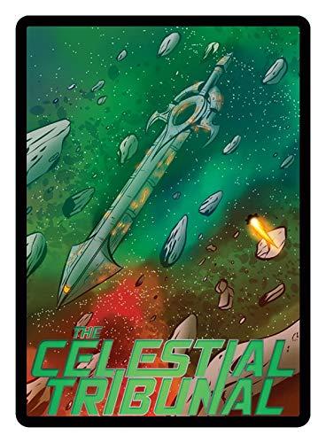 Sentinels of The Multiverse Celestial Tribunal Environment Mini Expansion - English