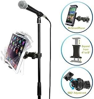 Accessory Basics EasyAdjust cymbal Microphone Mic Stand...