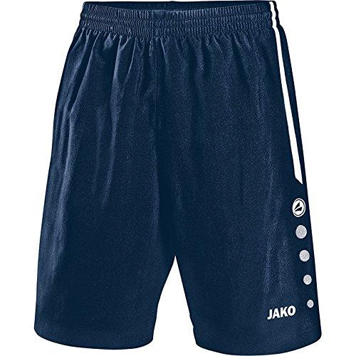 JAKO Pantalon de Sport Florence - Marine/Blanc, 116
