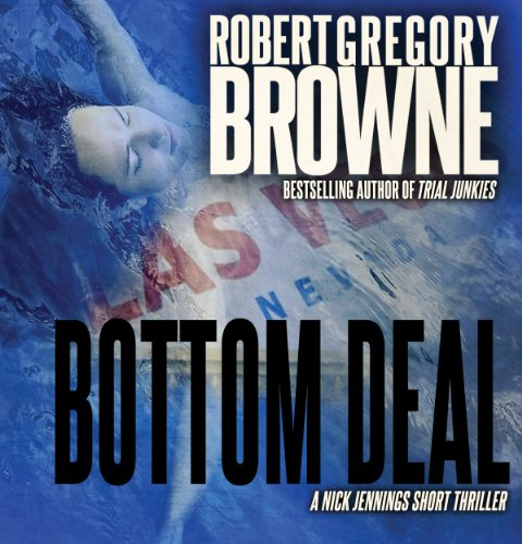 Bottom Deal audiobook cover art