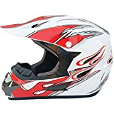 Allround Helmets Dot Certificado Casco de Cross de Moto Set, Motocicleta Sport Integral Off-Road, Cascos de Motocross, Enduro Downhill Casco Integral ATV MTB BMX Quad con Gafas Máscara Guantes