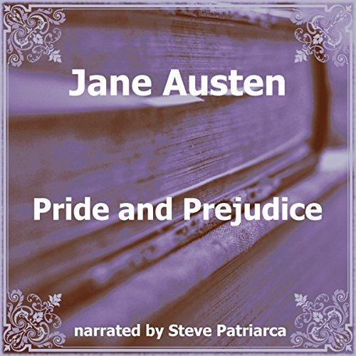 Pride and Prejudice audiobook cover art