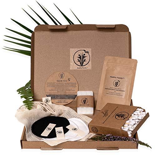Zero Waste Gift Set. Sustainable Gift Box. Eco Gift Box. Pamper Gift Box....