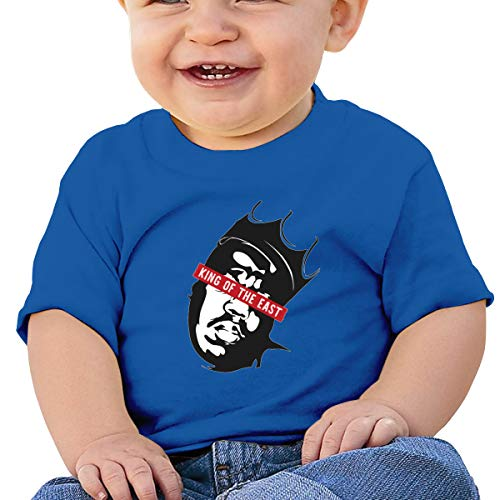 King of The East Baby T-Shirt,Baby T Shirts 6-24 Months