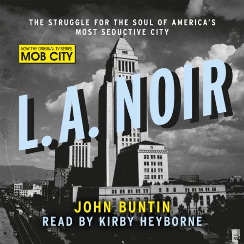 L.A. Noir audiobook cover art