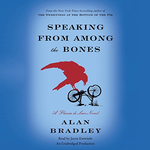 Speaking from Among the Bones audiobook cover art