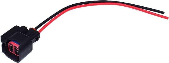 Inyector de Combustible conector cableado Conectores Clips EV6EV14EV6–8Cut & PIGTAIL Splice nuevo para cualquier EV6EV14inyectores de combustible uscar conector