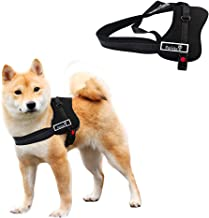 PYRUS Dog Harness, K8 No Pull Harness Dog Leash Padded Pet Walking Harness Heavy Duty for Dogs