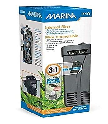 MARINA i110 Internal Filter, 100 Litre