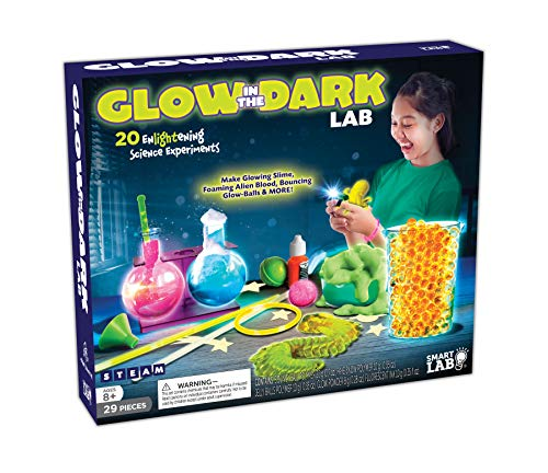 SmartLab Toys Glow-In-The-Dark Lab,Multi-colored