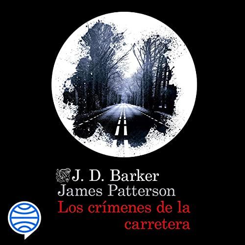 Diseño de la portada del título Los crímenes de la carretera