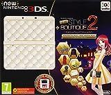 New Nintendo 3DS - Consola, Color Blanco + New Style Boutique 2: Marca Tendencias (Preinstalado)