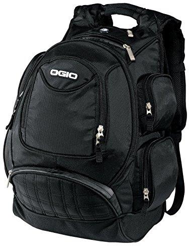 OGIO Metro Computer Laptop Backpack, Black