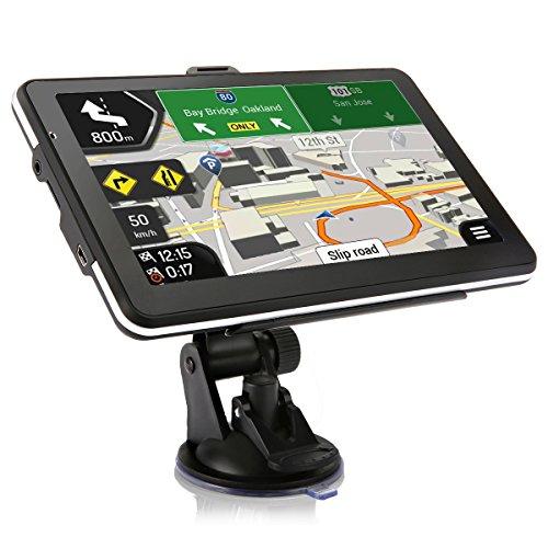 Car GPS Navigation System,GPS SAT NAV 7