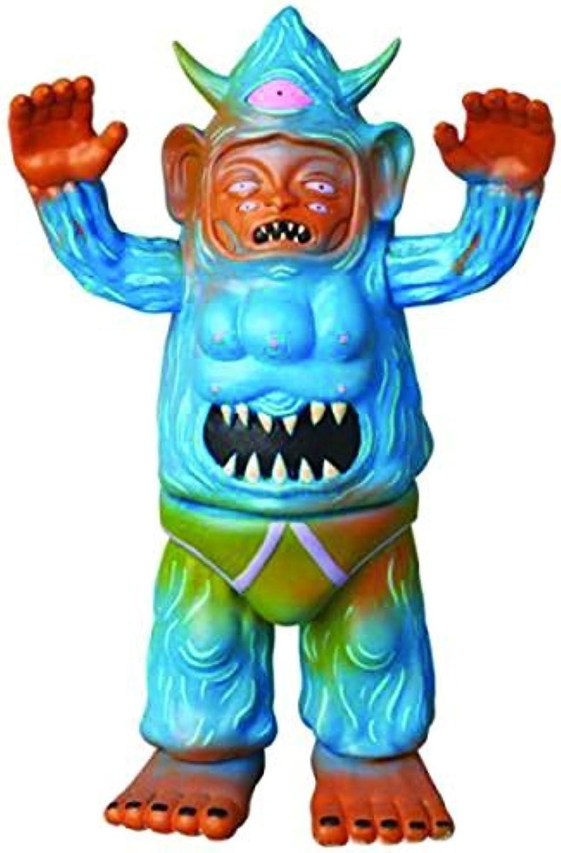 Medicom Lurkfoot Sofubi Freeze Ya Butt Off Blau Action Figure by Medicom