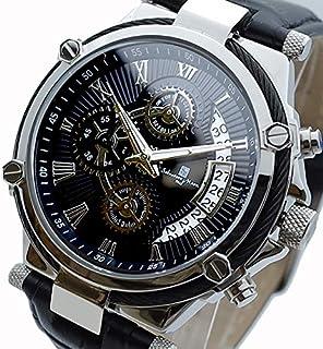 サルバトーレマーラ 腕時計 SM18102-SSBK クォーツ ブラック【メンズ】 [並行輸入品]