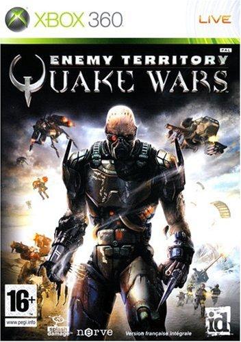 Enemy territory quake wars - Platinum [Xbox 360] [Importado de Francia]