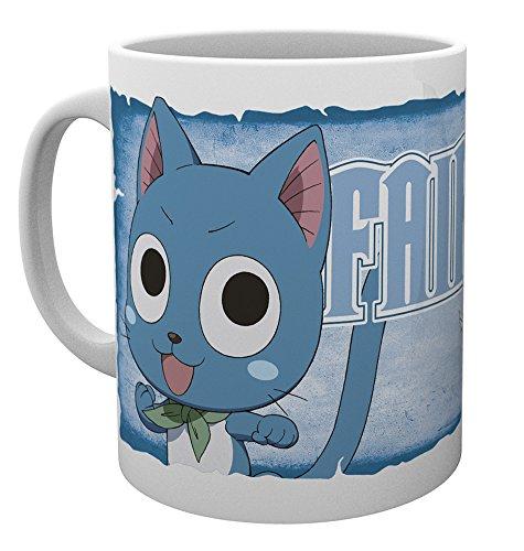 GB Eye Fairy Tail Happy, Becher, Mehrfarbig