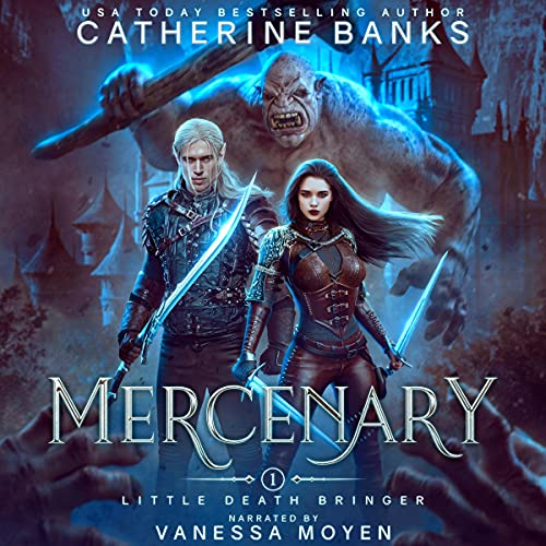 Mercenary Audiobook By Catherine Banks cover art