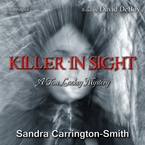 Killer in Sight audiobook cover art