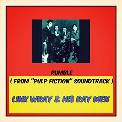 Link Wray And His Ray Men