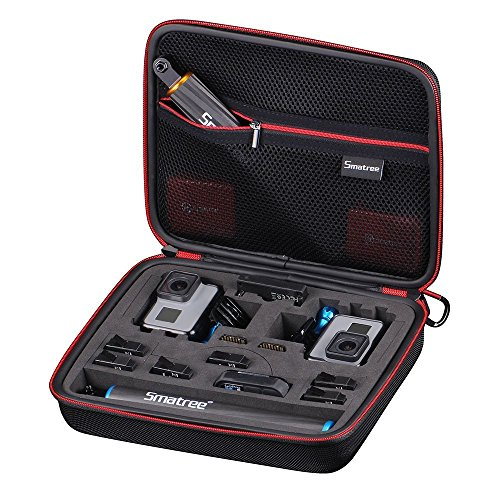 Smatree Carrying Case Compatible for GoPro