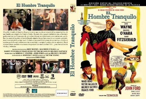 El Hombre Tranquilo (Libreto + BSO) [DVD]