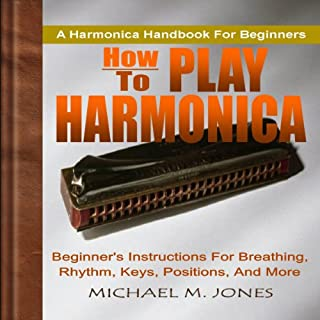 How to Play Harmonica audiobook cover art