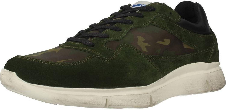 GAS Men's shoes, Colour Green, Brand, Model Men's shoes 70187 Green