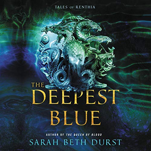 The Deepest Blue audiobook cover art