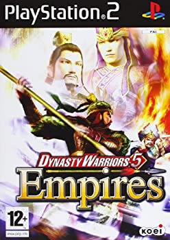 Dynasty Warriors 5  Empires /ps2