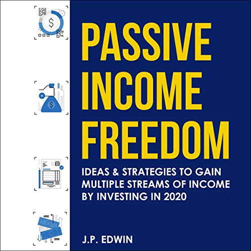Passive Income Freedom  By  cover art