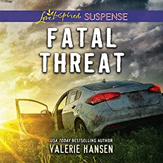 Fatal Threat audiobook cover art