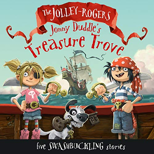 Jonny Duddle's Treasure Trove audiobook cover art