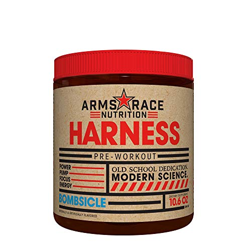 Arms Race Nutrition Harness - Bombsicle
