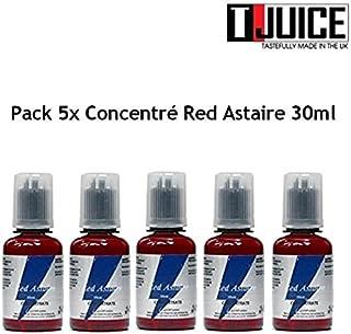 Concentrado Red Astaire 30ml TJuice (5 piezas
