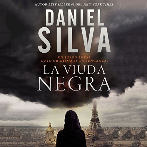 La viuda negra [The Black Widow] audiobook cover art