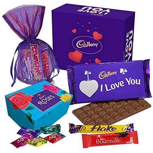 Cadbury Valentine Treasure Box