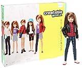 Mattel CreatableWorld Poupée à Personnaliser aux Cheveux Roux Lisses,Vêtements etAccessoires, Jouet Créatif pour Enfants à Partir de 6Ans, GGG53