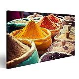 islandburner Bild Bilder auf Leinwand indische farbige
