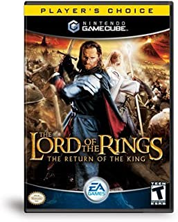 Lord of the Rings The Return of the King - Gamecube (Renewed)