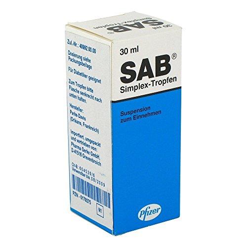 Sab simplex Suspension zum Einnehmen Suspension zum Einnehmen 30 Milliliter