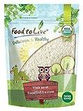 Organic Jasmine Rice, 1 Pound - Raw White Rice, Whole Grain, Non-GMO,...