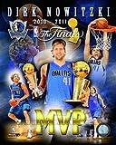 The Poster Corp Dirk Nowitzki 2011 NBA Finals MVP Portrait