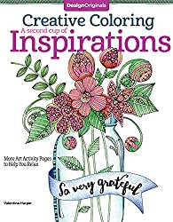 Creative Inspirations design originals creative coloring