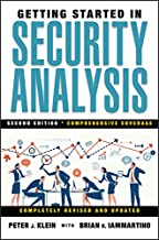 Getting Started in Security Analysis (Getting Started In... Book 80)