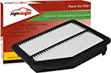 EPAuto GP258 (CA11258 / 17220-R5A-A00) Replacement for Honda Extra Guard Rigid Panel Engine Air Filter for...